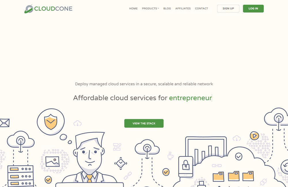 cloudcone hosting