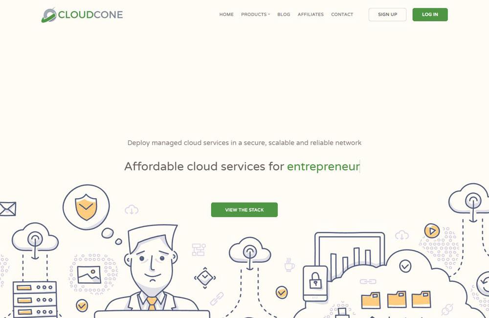 cloudcone hosting