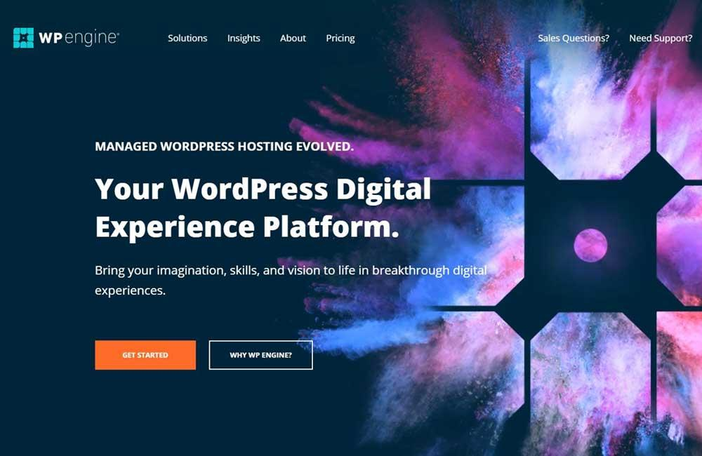 WpEngine WordPress Hosting