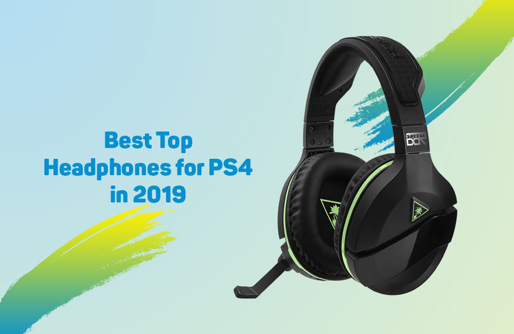Top 5 Headphones for PS4 and PS4 Pro in 2019 - ReviewsInn