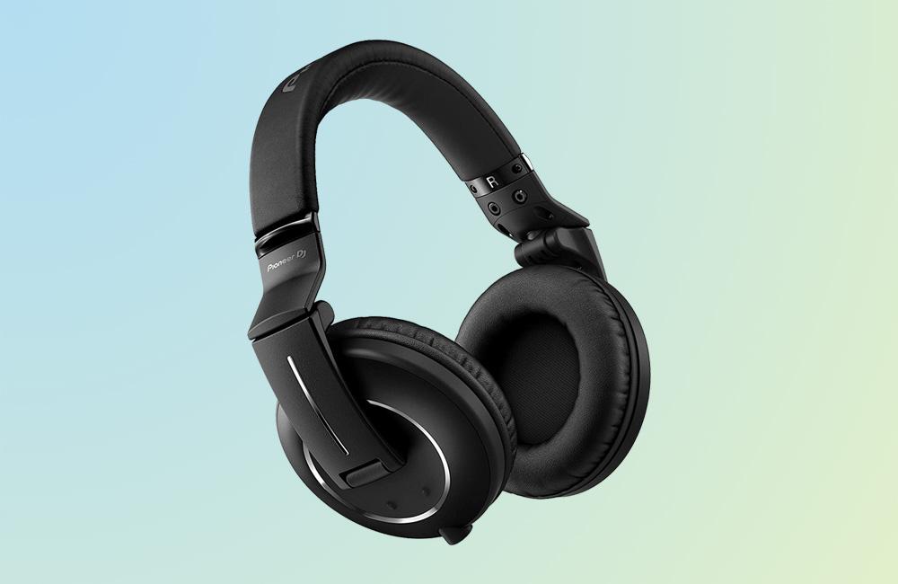 Pioneer DJ Headphone HDJ-2000MK2-K