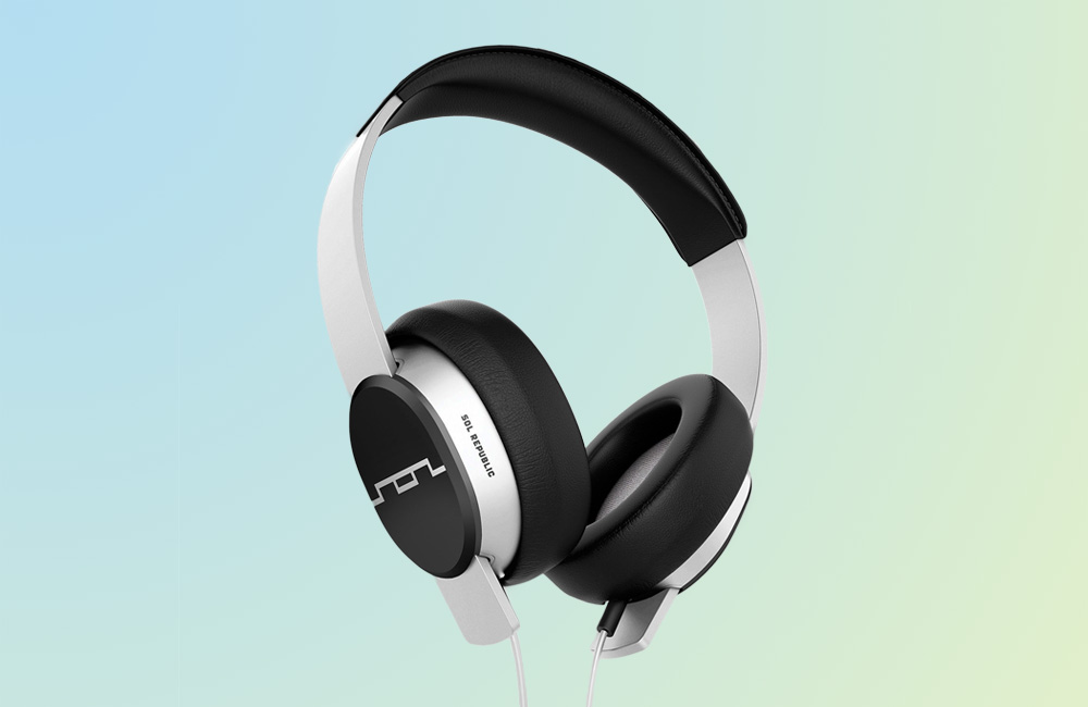 SOL REPUBLIC Master Tracks X3 Over-Ear Headphones